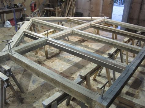 Gable Frame Timber Frame