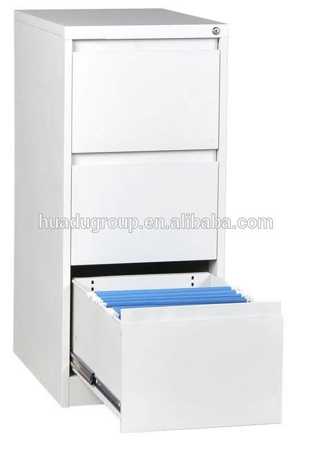 factory direct sale wholesale vertical 3 drawer metal