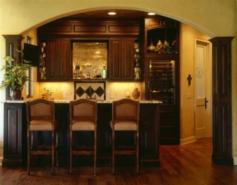 how to design a bar in the basement home bar design