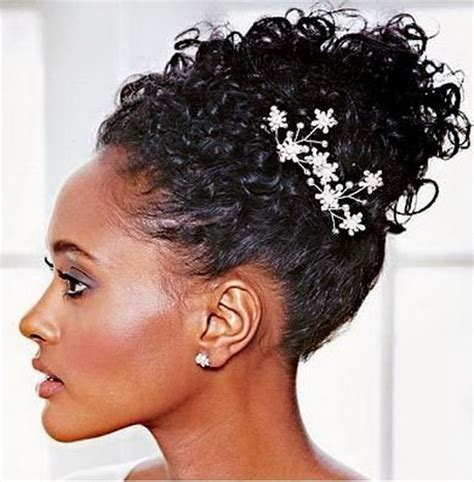 Caribbean Wedding Hairstyles by Afro Caribbean Bridal Hairstyles