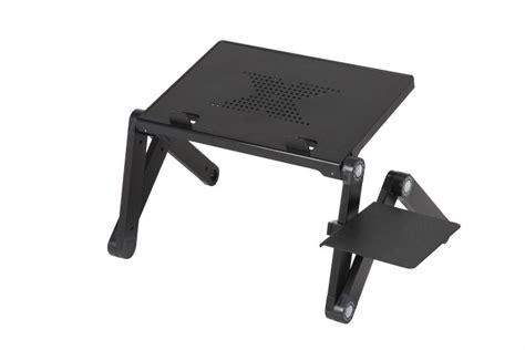 Plastic Aluminium Computer Desk Portable Bed Tray Buy Plastic Computer Desk