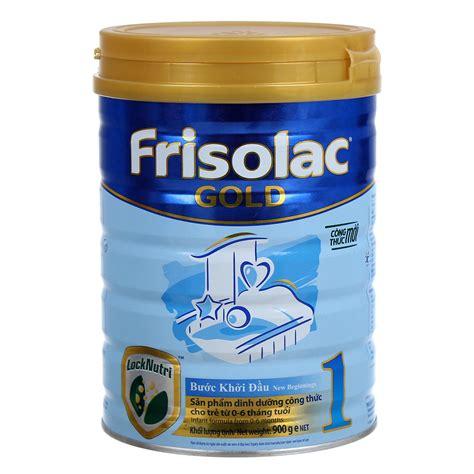 Frisolac Gold 1 900gr sữa frisolac gold 1 900gr sữa bột cho b 233 kidsplaza vn