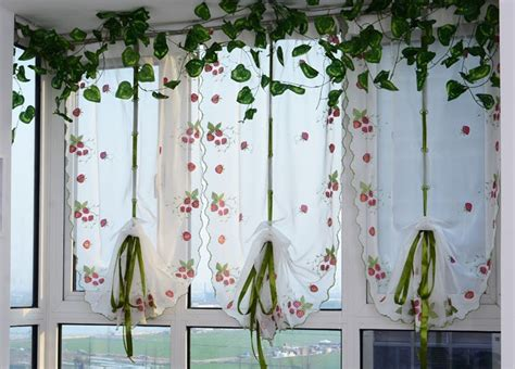 strawberry kitchen curtains strawberry kitchen curtains sale 1950s strawberry