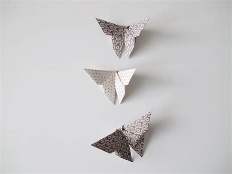 How To Fold Paper Butterfly - fold butterflies design and form