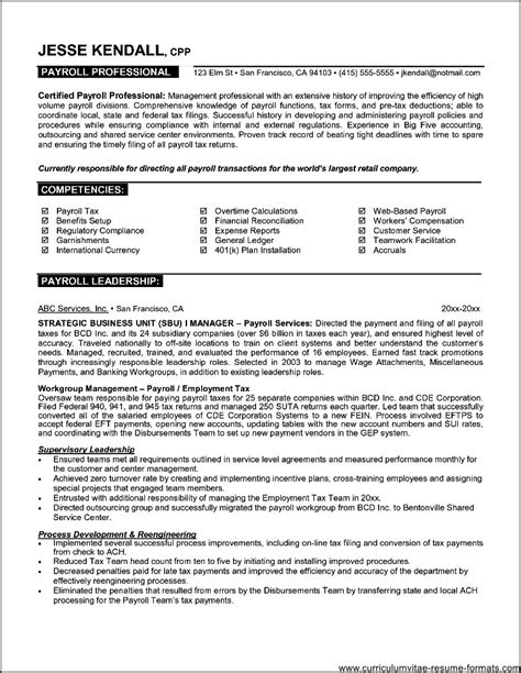 Best Professional Resume Format by Best Professional Resume Writers Free Sles Exles