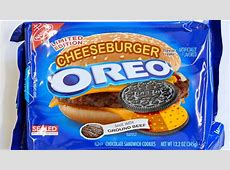 Will It Cookie? - Cheeseburger Oreo - YouTube Now And Later Candy Flavors