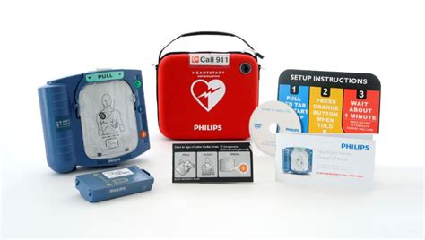 philips heartstart home defibrillator health