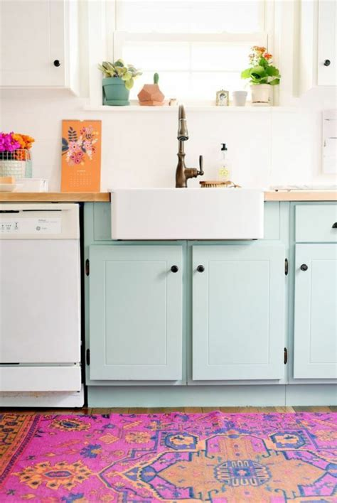 cuisine couleur pastel 1001 id 233 es pour une cuisine relook 233 e et modernis 233 e