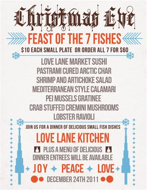 7 fishes on feast of the seven fishes on edible east end