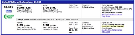 business class summer airfare to europe on united and air canada 1468 trip