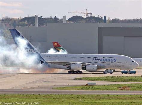 etihad airbus crashes into wall during testing airline world airbus a380 crash etihad