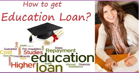 How To Get Education Loan For Mba how to get education loan for mba and other courses