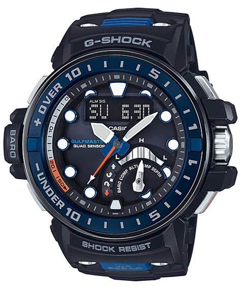 casio g shock gwn q1000 casio g shock gulfmaster gwn q1000 with sensor g