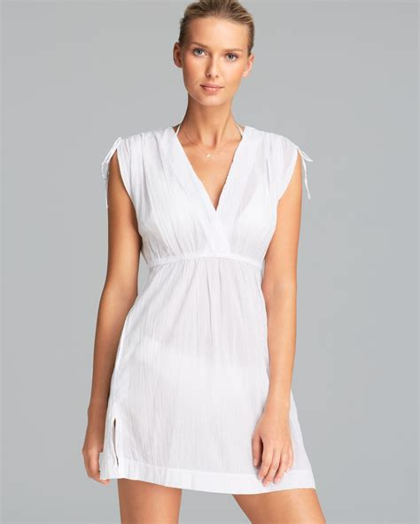 Whiens Dress Anak 03 ralph crushed farrah swim cover up dress in