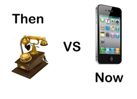Then And Now 8 Ways College Has Changed Dramatically by How Technology Has Changed Us Humans