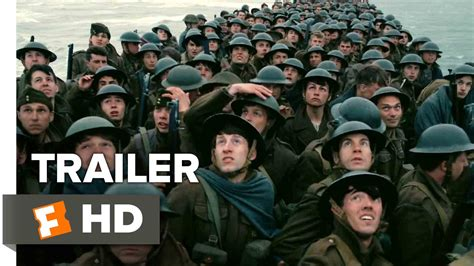 ww2 film dunkirk dunkirk official announcement trailer 2017 christopher