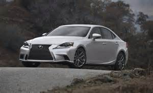 Lexus Is350 Fsport Car And Driver