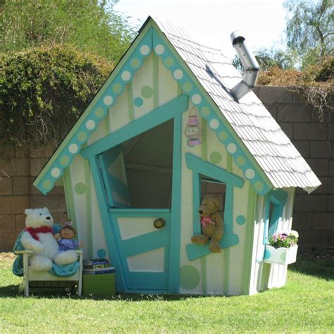 unique playhouses mommy couture designs luxury outdoor playhouse luxury
