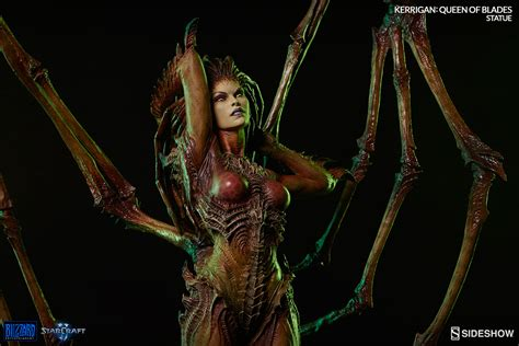 amazing life sized starcraft queen of blades statue photo sideshow starcraft kerrigan statue page 35