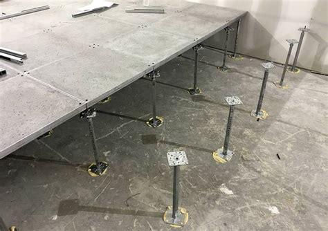 Tile Pedestals Raised Access Flooring Archtoolbox Com
