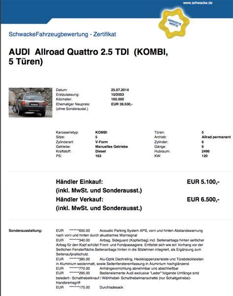 Wieviel Ist Mein Auto Wert by Was Ist Mein Auto Wert Kostenlose Preisausk 252 Nfte