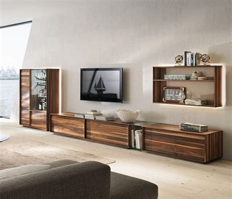 wall units luxury modern wall units lux team7 wharfside