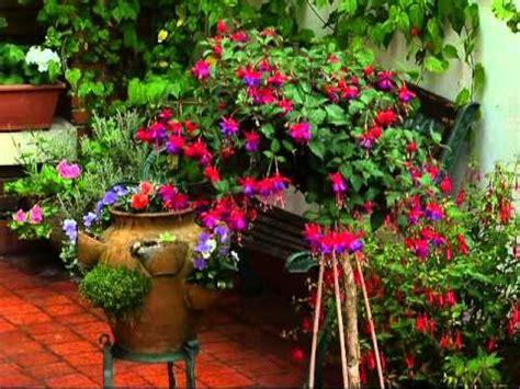 imagenes de jardines en otoño i concurso de jardines en terrazas y balcones de gijon