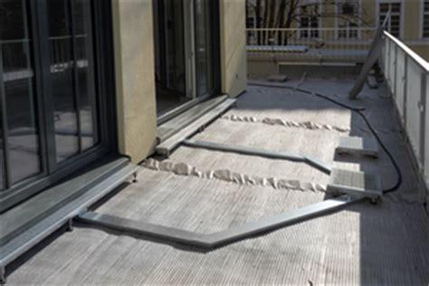 corian preis pro qm terrasse rinne dachterrasse galerie varioplant