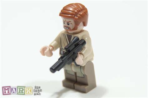 Lego Obi Wan Kenobi Starwars new lego wars obi wan kenobi mini figure minifig with blaster mad about bricks