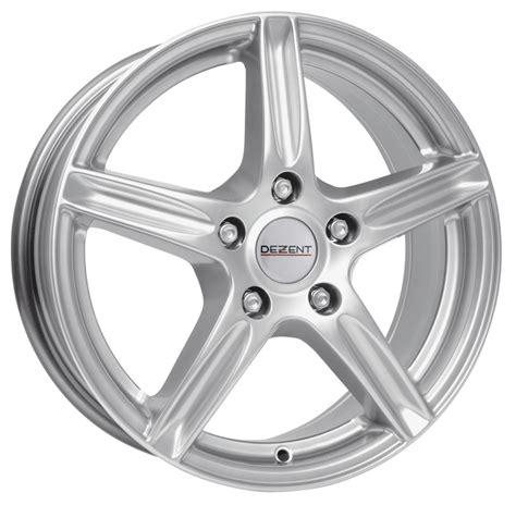 Silver L by Dezent L Silver Silver Wheelwright Alloy Wheels