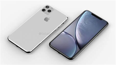 iphone 11 max cad renderings and 360 degree leaks