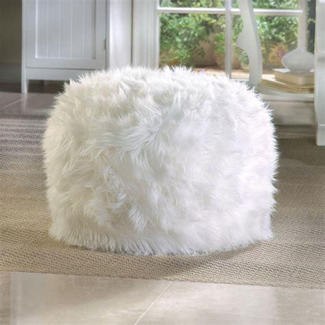 cheap white ottoman white ottoman pouf wholesale at koehler home decor