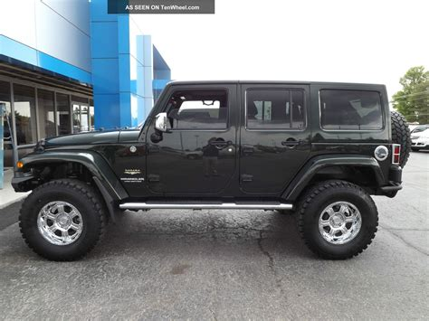 Jeep Unlimited 4 Inch Lift 2011 Jeep Wrangler Unlimited Sport Utility 4 Door