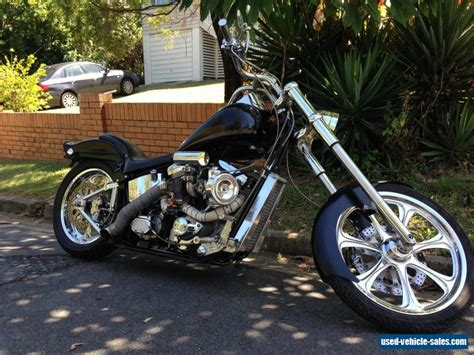 Turbo Chopper Kit turbo harley davidson for sale bike gallery