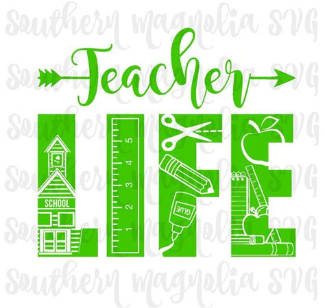 design is a lifestyle teacher life para pro life designs arrows silhouette