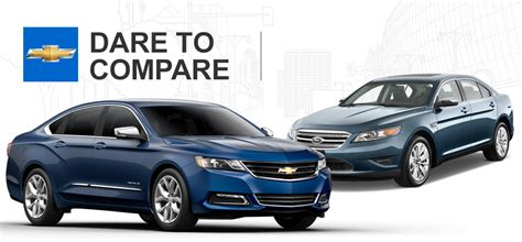 ford taurus vs chevy impala 2014 chevy impala vs 2014 ford taurus