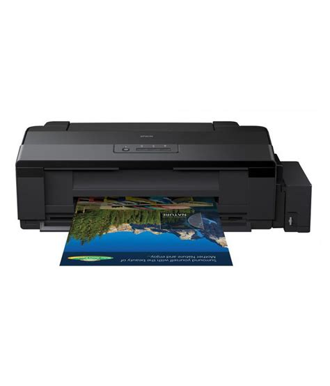 Printer A3 L1300 epson l1300 a3 printer buy epson l1300 a3 printer at low price in india snapdeal