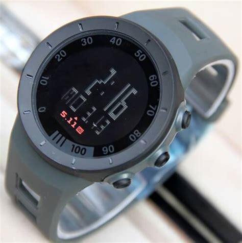 Tactical 5 11 Beast Black jam tangan 511 tactical beast digital new design