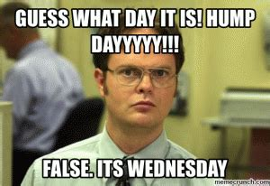 Wednesday Hump Day Meme - guess what jokes kappit