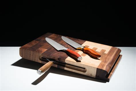 Handcrafted Chef Knives - vie belles handcrafted chef s knives 187 gadget flow