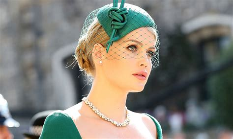lady kitty spencer   princess dianas nieces fashion hits   seconds video
