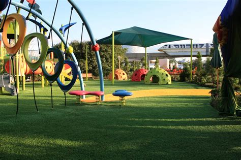 foreverlawn contributes to beauty and safe play at the