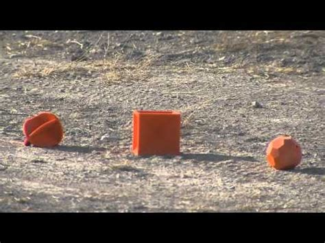 Impact Seal Ground Bouncing Targets - YouTube J 15