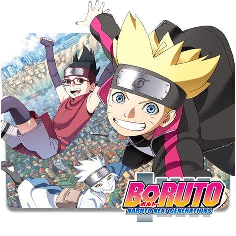 boruto icon boruto naruto next generations folder icon by holiekay on