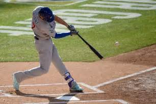 kris bryant home run kris bryant homers chris sale in the inning of
