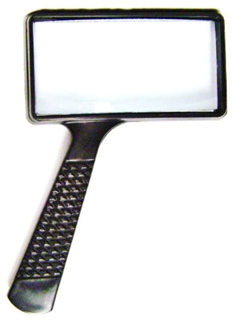 harbor freight magnifying l harbor freight rectangle magnifying glass black 37708