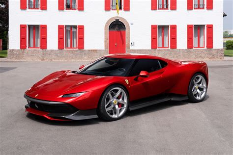 Ferrari News by This New One Off Ferrari Is Pretty Much Perfect