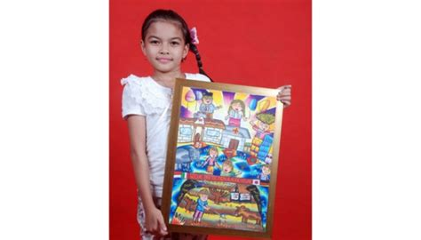 indonesian wins 1st prize in product design contest abroad indonesian girl wins first prize at wfd poster contest