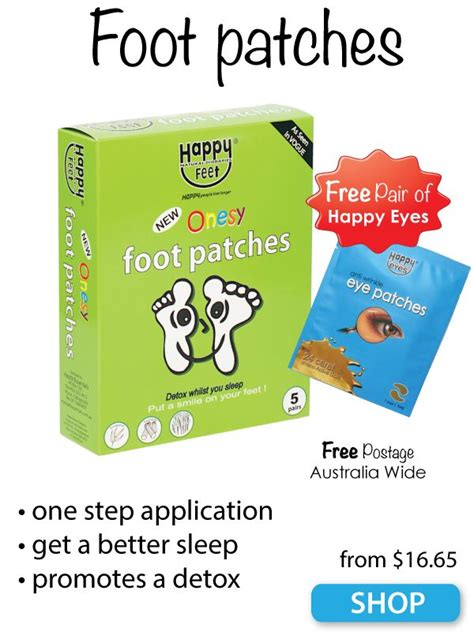 Happy Onesie Detox Foot Patches by 39 Best Images About Happy Therapies On