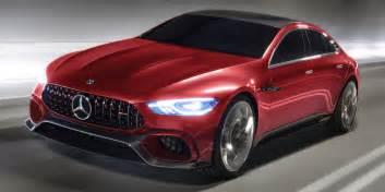 Maggies Interiors Mercedes Amg Gt Concept Highlights Dynamic Autonomous Future